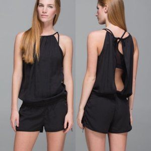 Lululemon Heat the Street Onesie Romper - Small